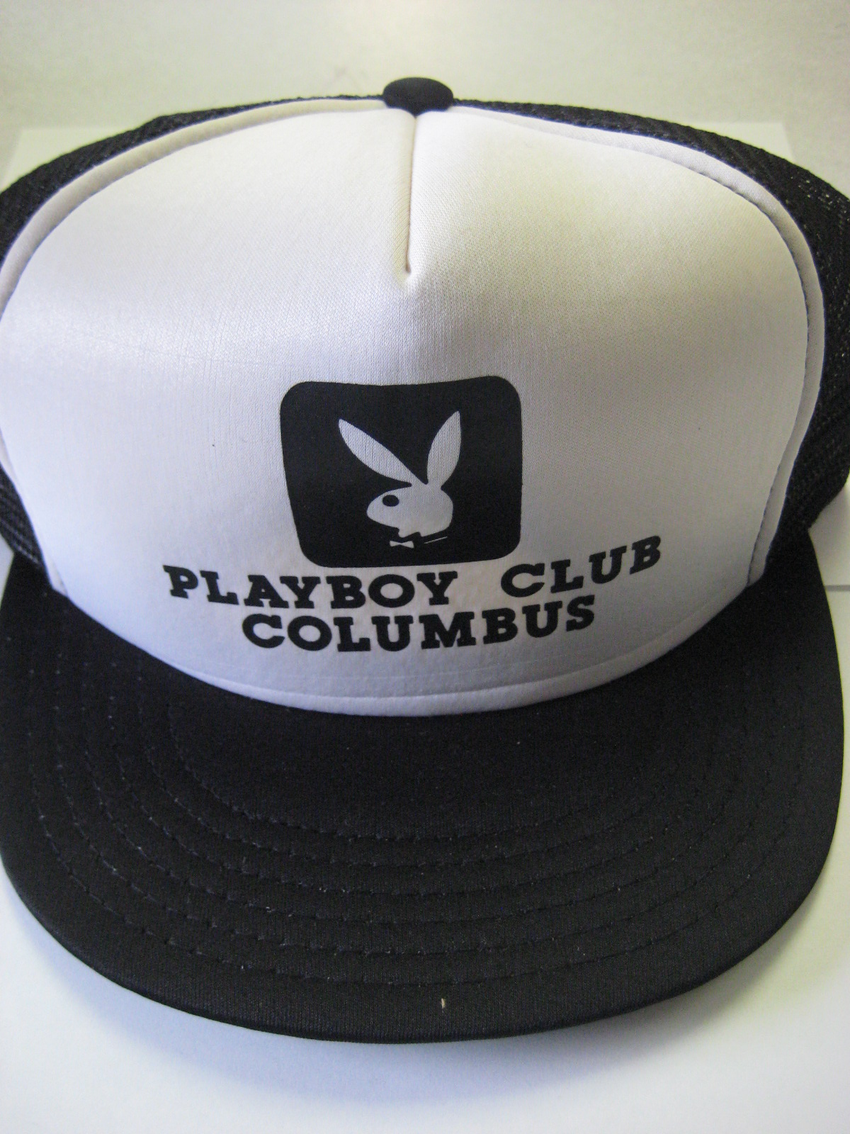 Playboy Club Columbus Hat Cap