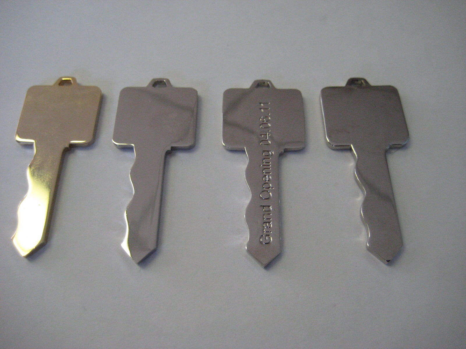 New London Playboy Club Keys