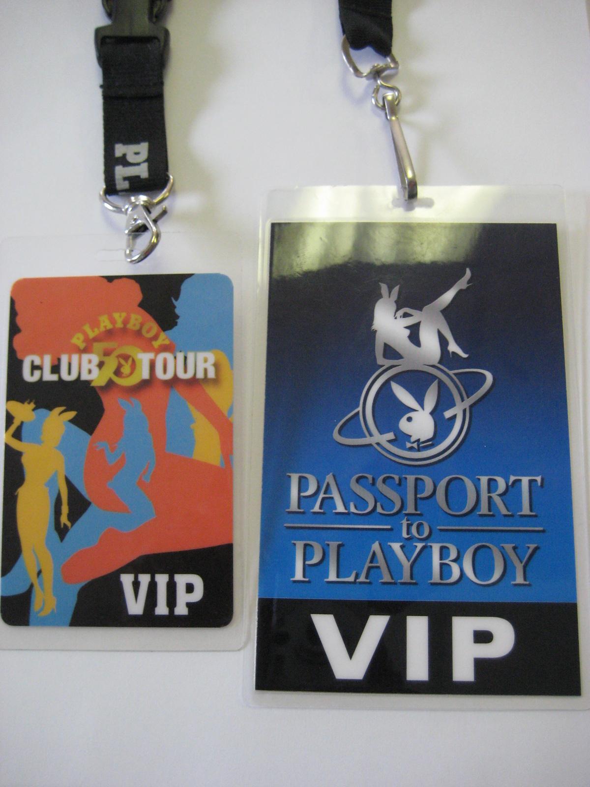 Playboy Club Tour