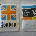 Playboy Club London Sugar Packet