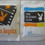 Playboy Club Los Angeles Sugar Packet