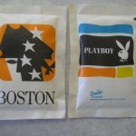 Playboy of Boston Sugar Packet