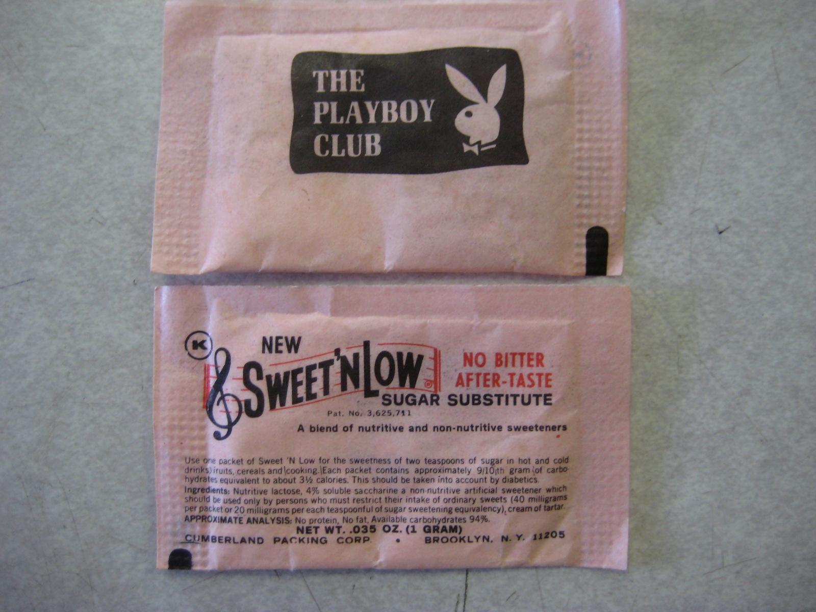 The Playboy Club Sweet 'N Low
