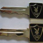 Las Vegas Playboy Grand Opening Keys