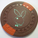 London Playboy Club Casino Roulette Chip
