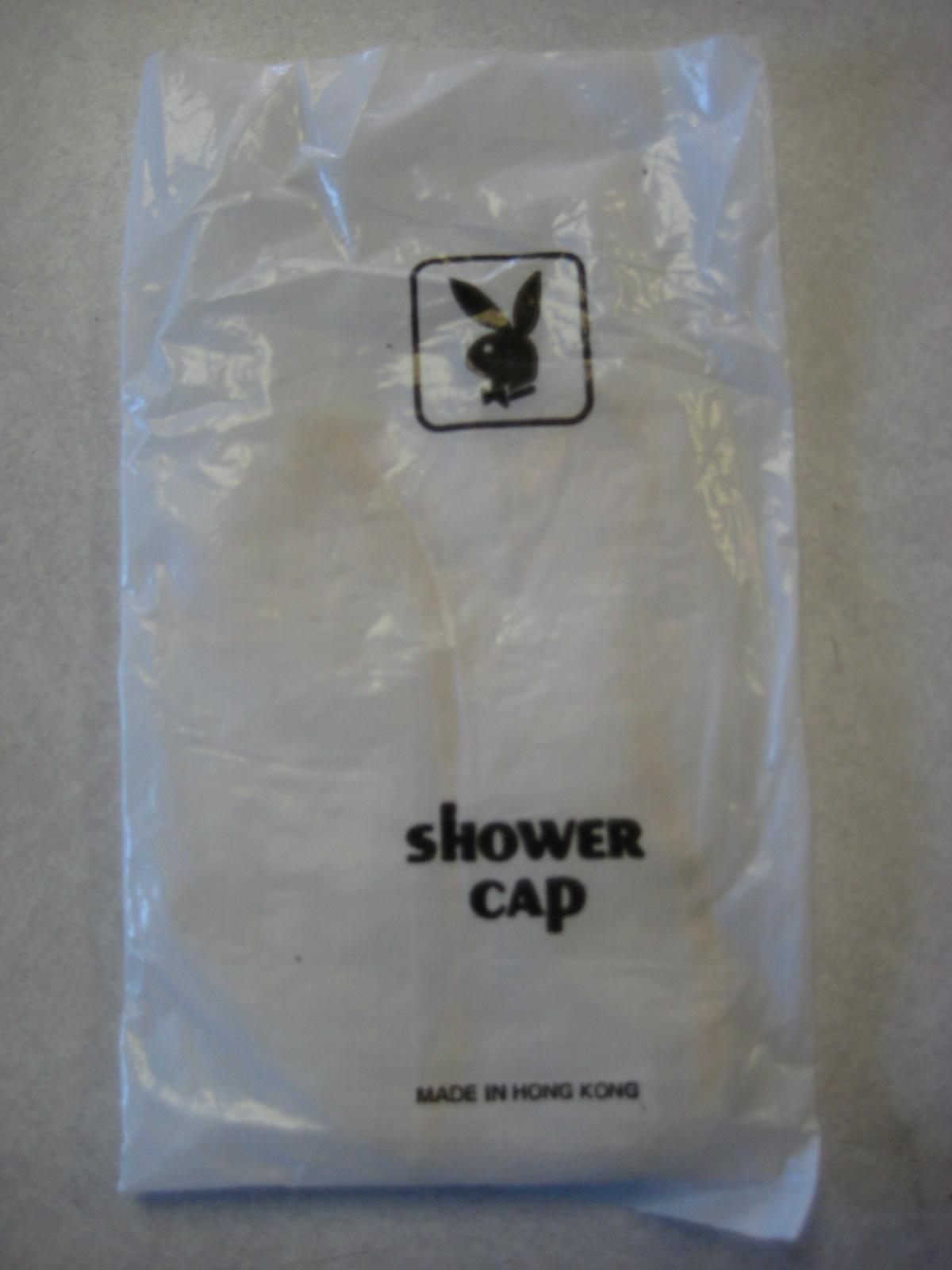 Playboy Club Hotel Shower Cap