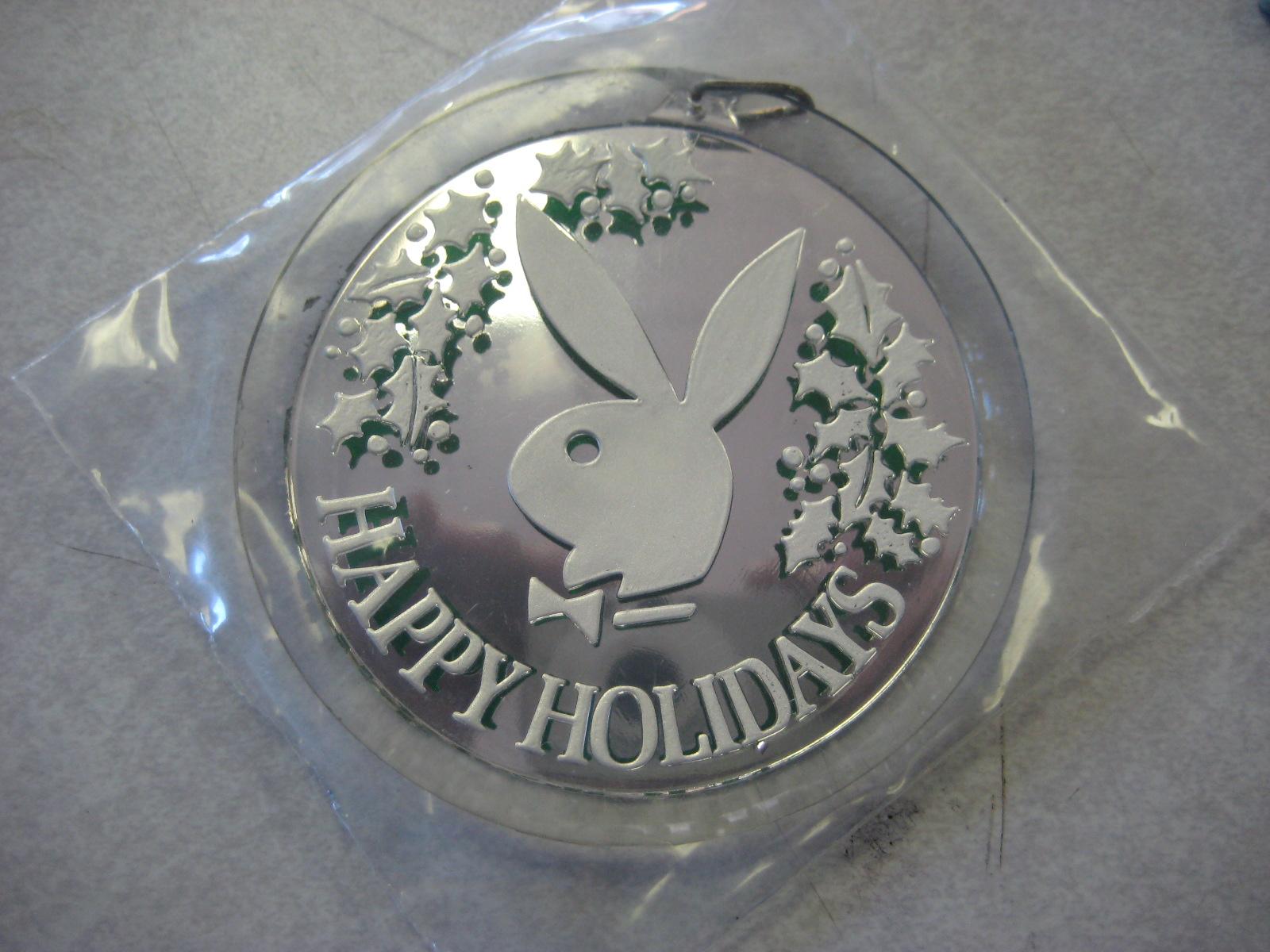 Playboy Christmas Ornament