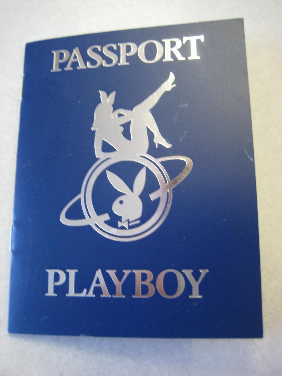 Playboy Passport