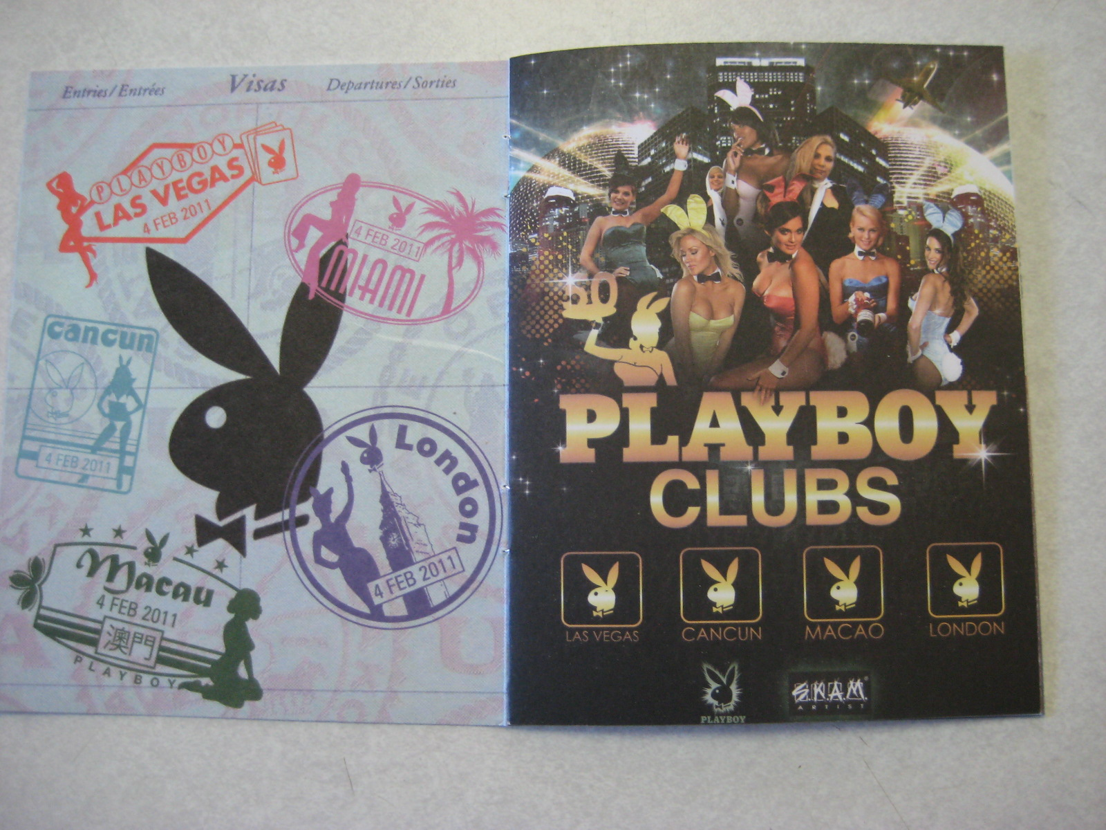 Playboy Passport