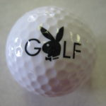 Playboy Golf Ball