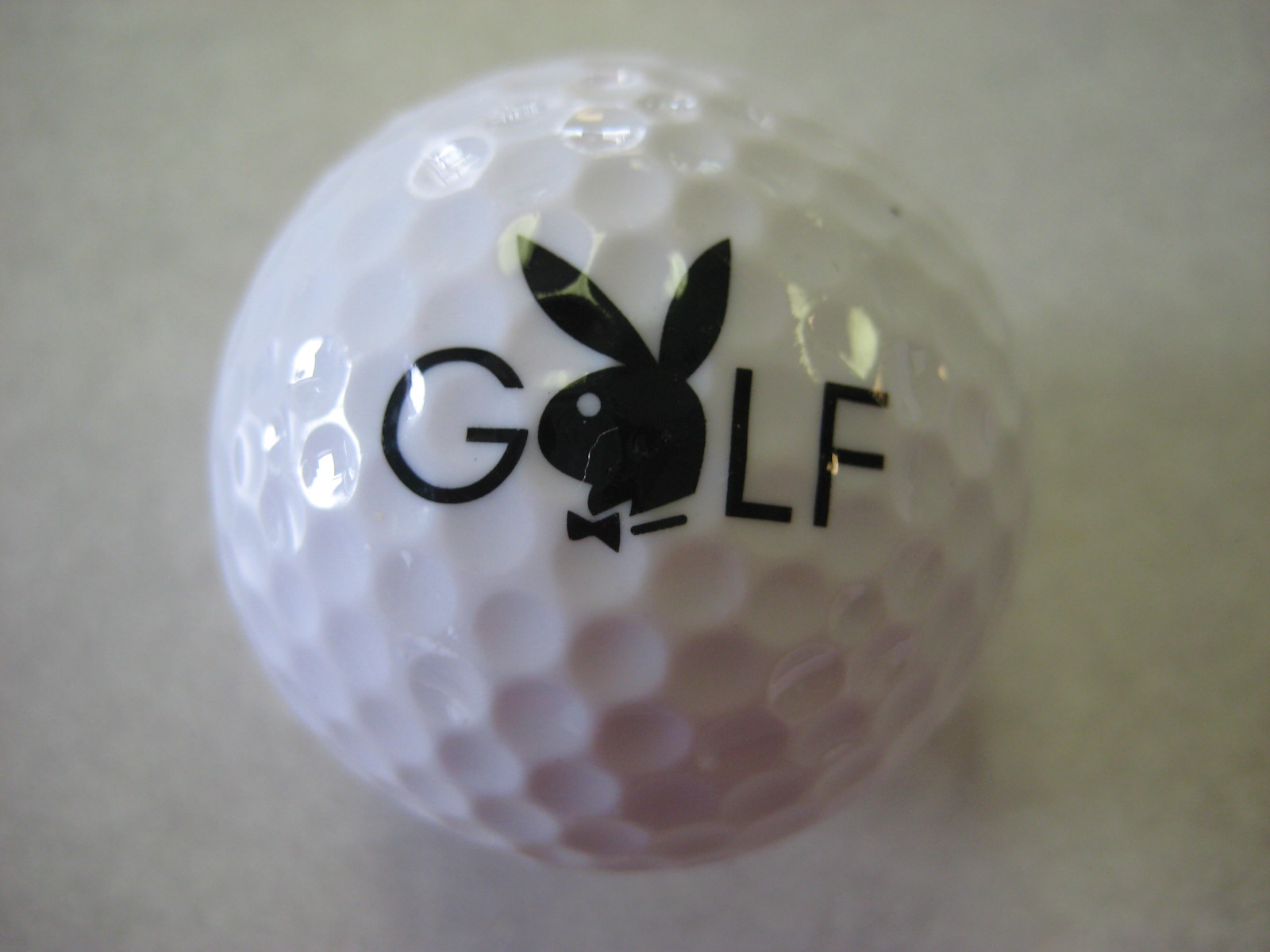 Playboy Golf Ball