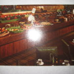 playboy's bounteous buffet Postcard Lake Geneva