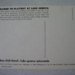 Welcome to Playboy at Lake Geneva