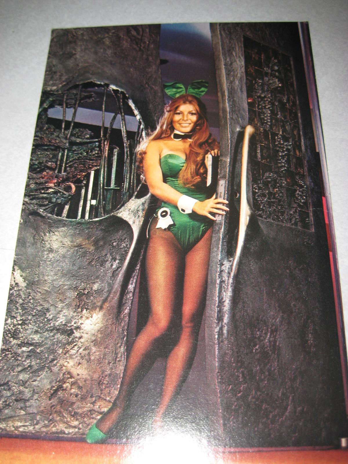 The Playboy Club Chicago Postcard