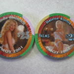 PMOY 2001 2002 $25 Chips Palms Playboy Club