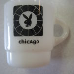 Playboy Club Chicago Fire King Coffee Cup Mug
