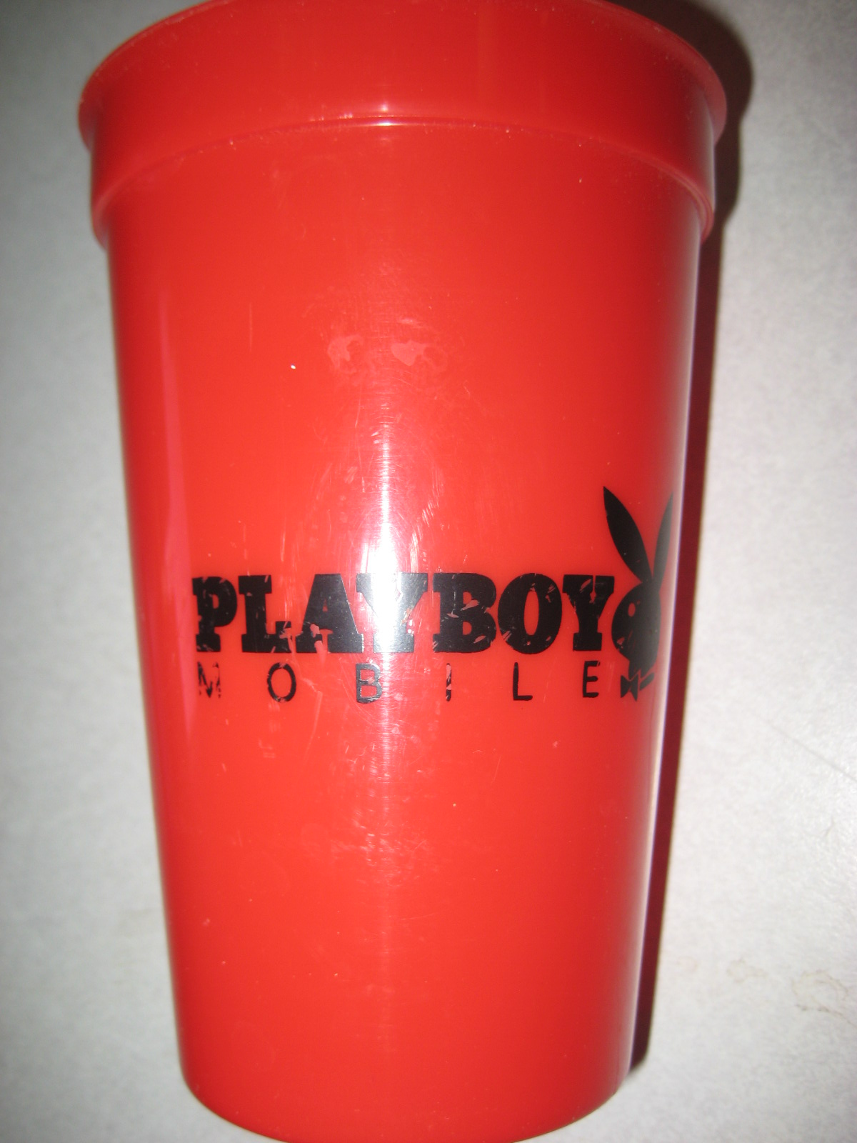 Playboy Mobile Plastic Cup