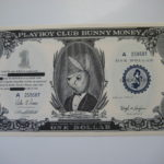 Playboy Bunny Money 1960