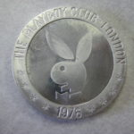1976 Playboy Club London One Pound Token