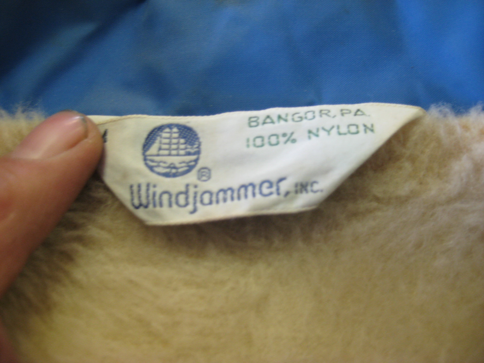 Windjammer Playboy Atlantic City Jacket