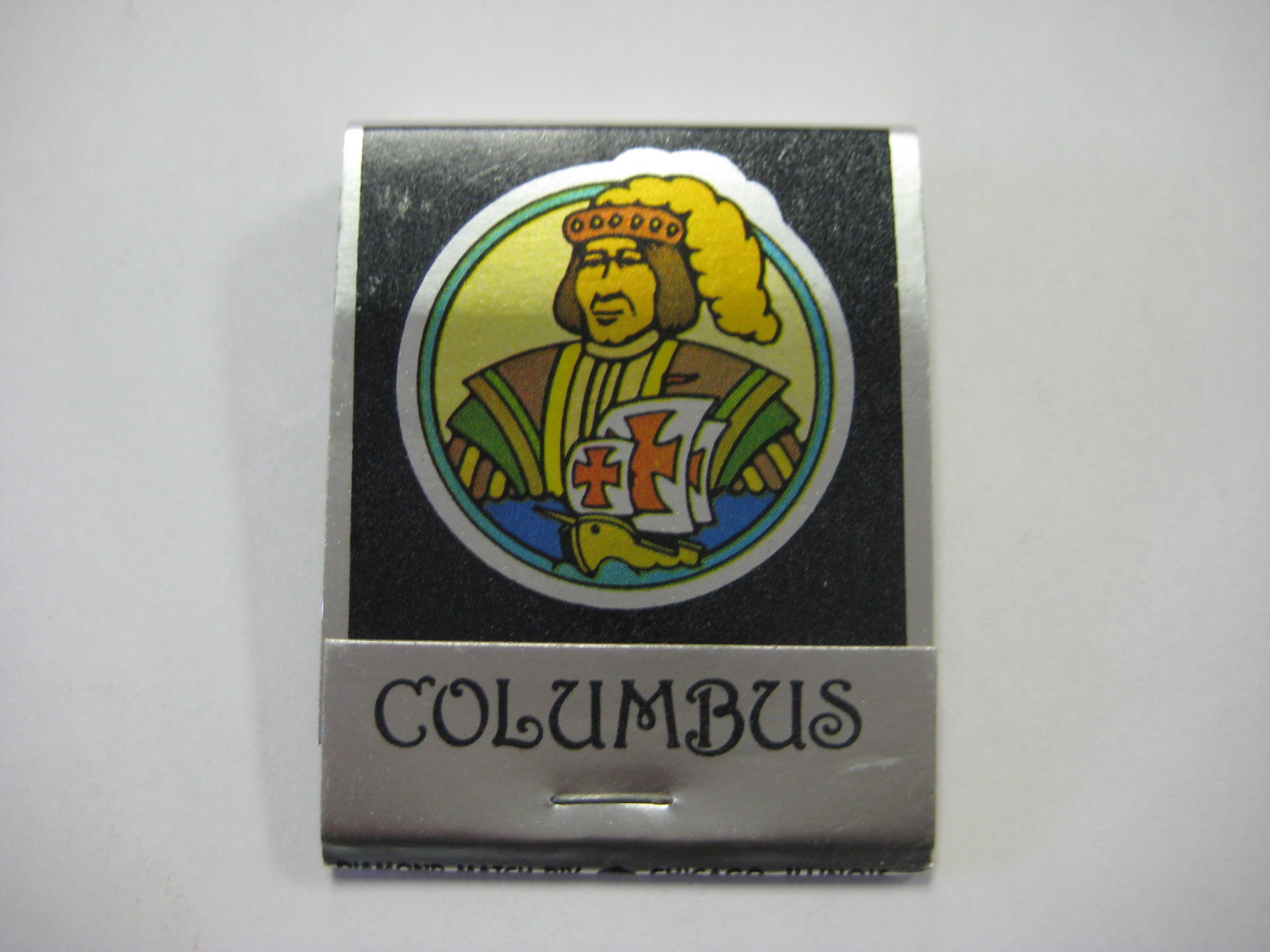 Playboy Club 1980 Columbus Matches