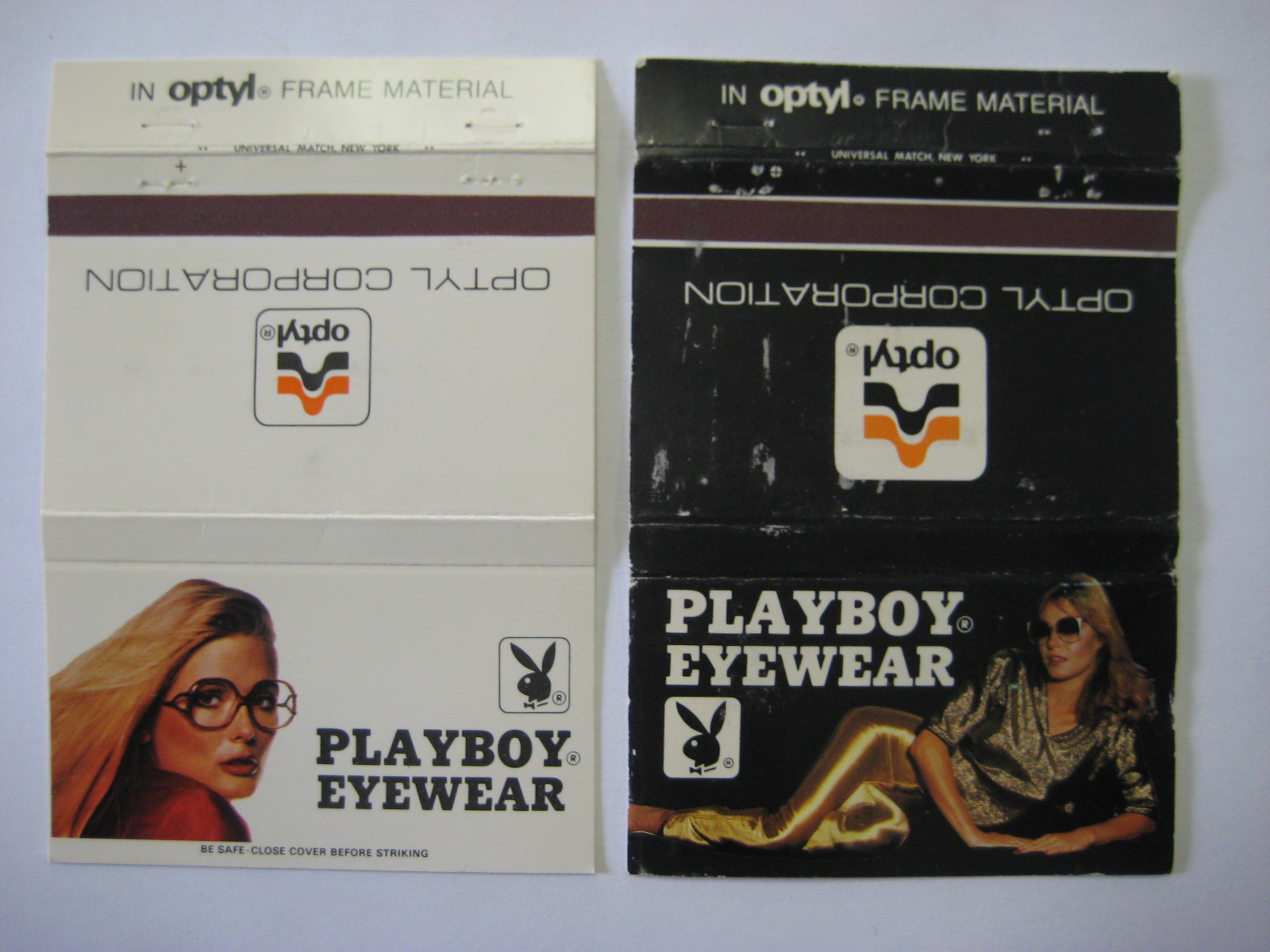 Playboy Eyewear Matches