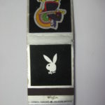Osaka Playboy Club Matches 1978