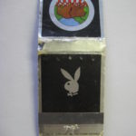 Playboy Club Buffalo Matchbook