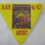 Playboy Jazz Fest Backstage Pass