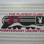 Playboy Club Lake Geneva 20th Anniversary Photo Folder