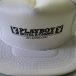 Playboy Club Atlantic City White Hat