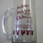 Buffalo Playboy Club Red lettered Mug