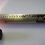 Lansing Playboy Club Flashlight Pen