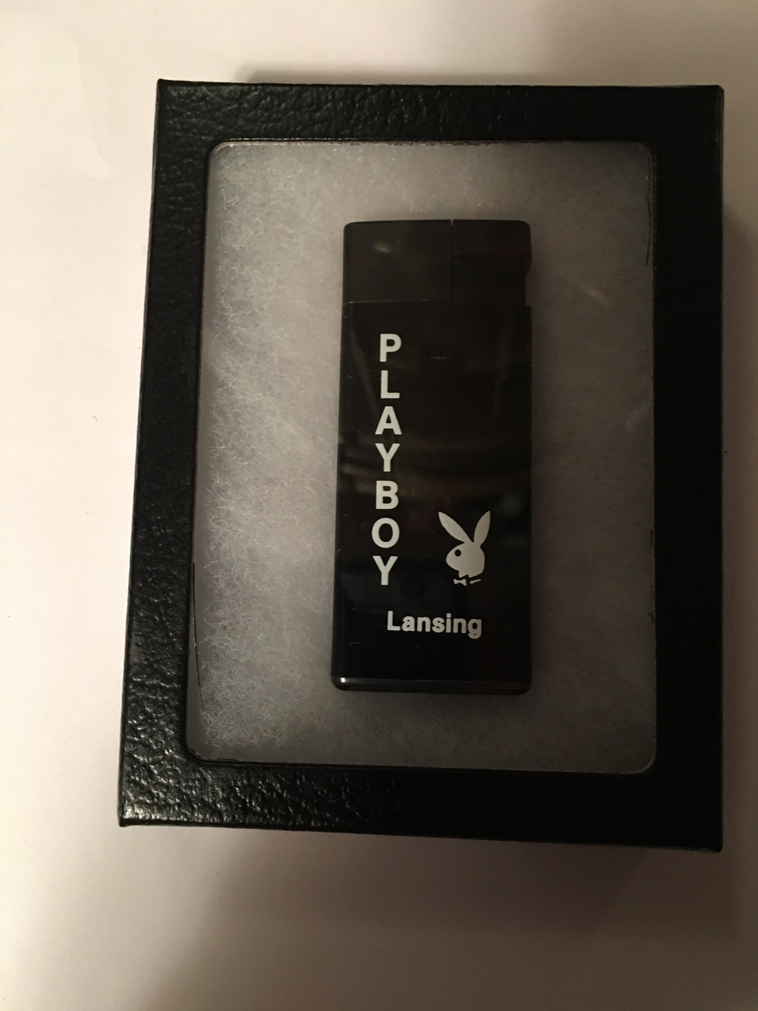 Playboy Club Lansing Lighter