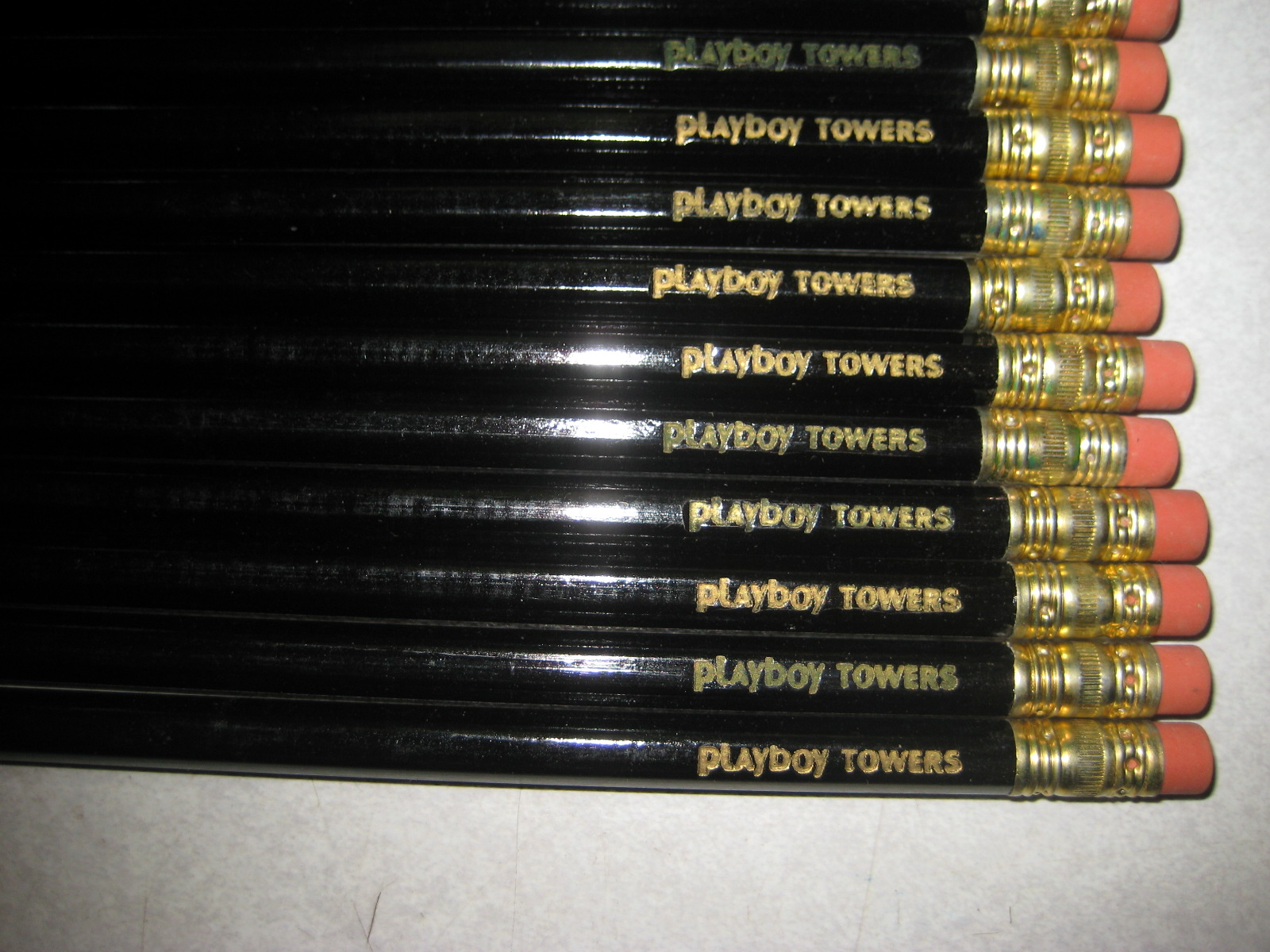 Playboy Towers Pencil