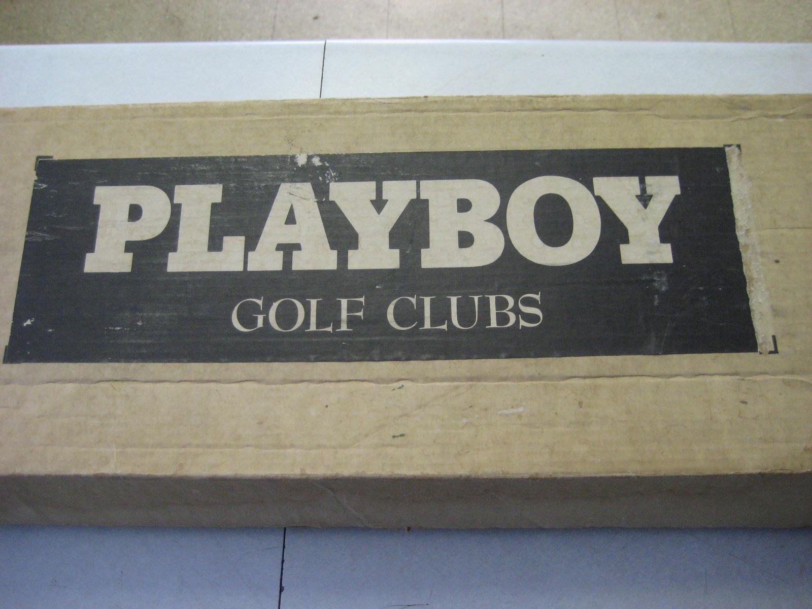 Playboy Golf Club Set