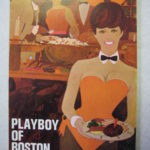 Boston Playboy Club Menu