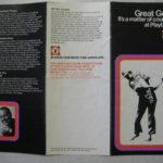Golf Brochure Lake Geneva playboy