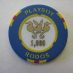 Playboy Rodos Casino Chip