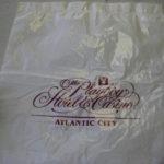 Playboy hotel casino atlantic city Laundry Bag