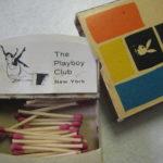 New York Playboy Club Matchbox Femlin