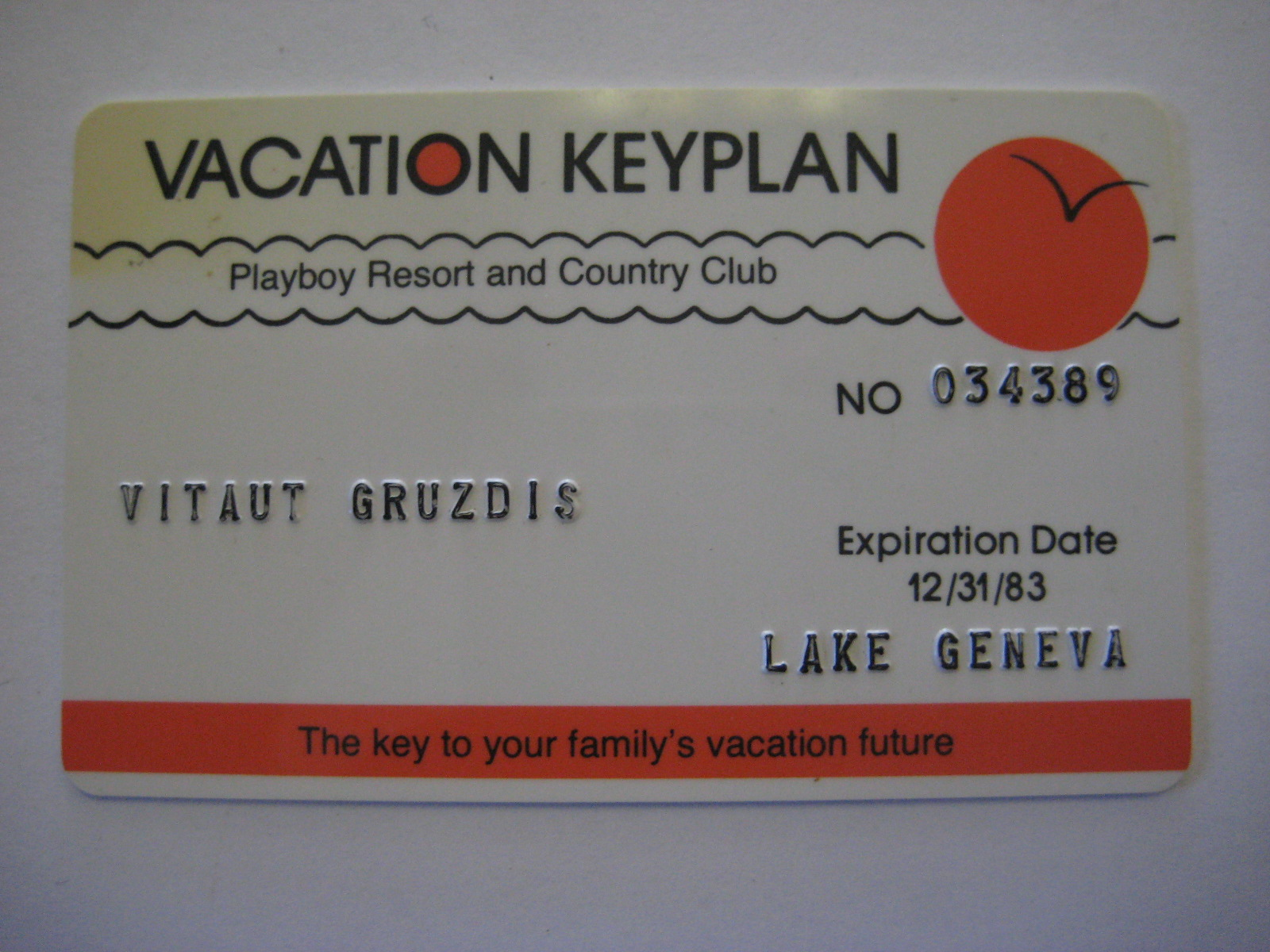 Vacation Key Playboy Club Lake Geneva Timeshare