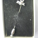 Playboy 25th Anniversary Stick Pin