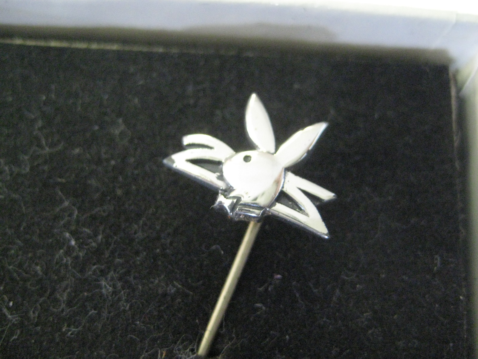 Playboy 25th Anniversary Stick Pin