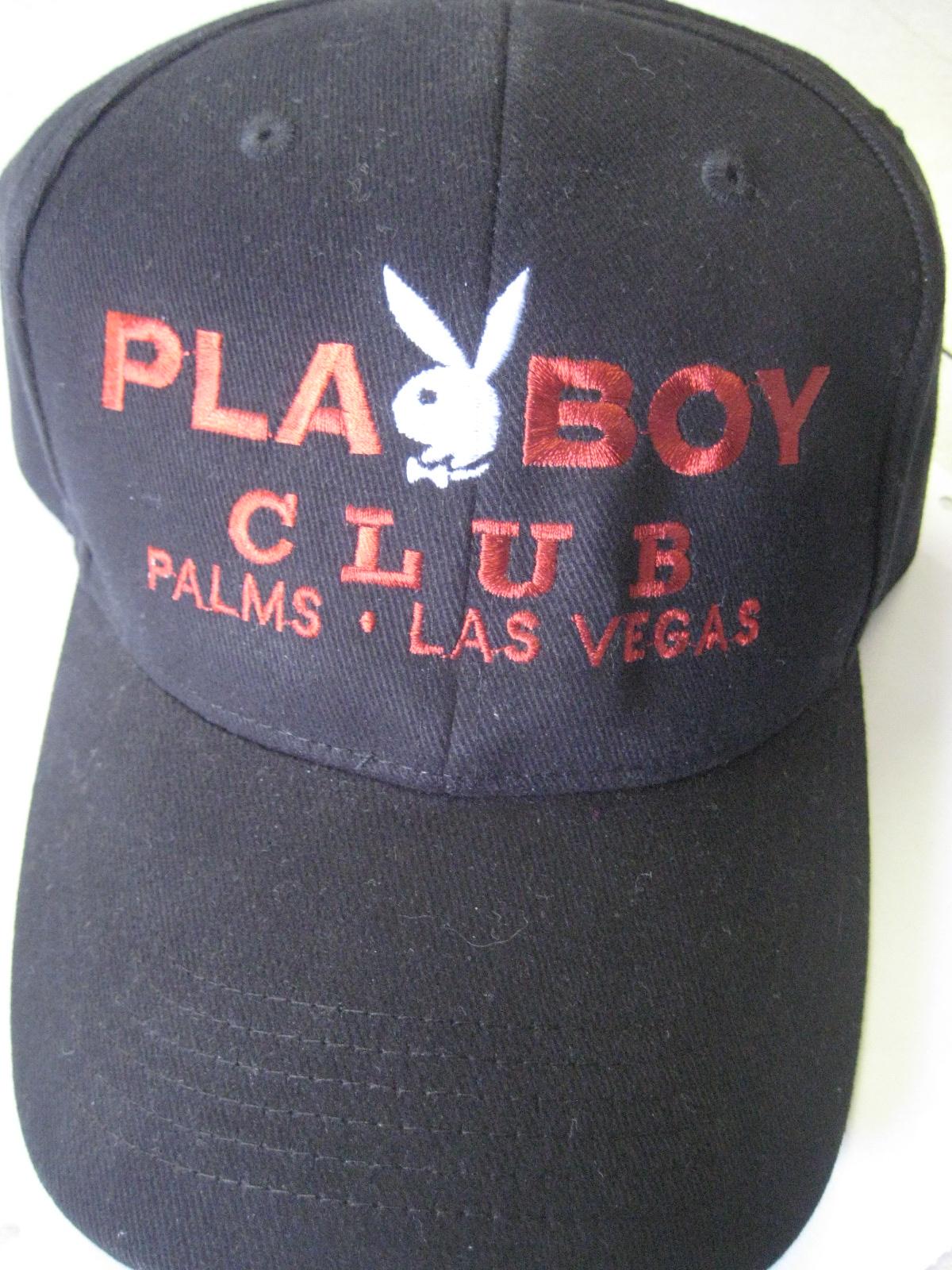 Playboy Club Palms Las Vegas Hat