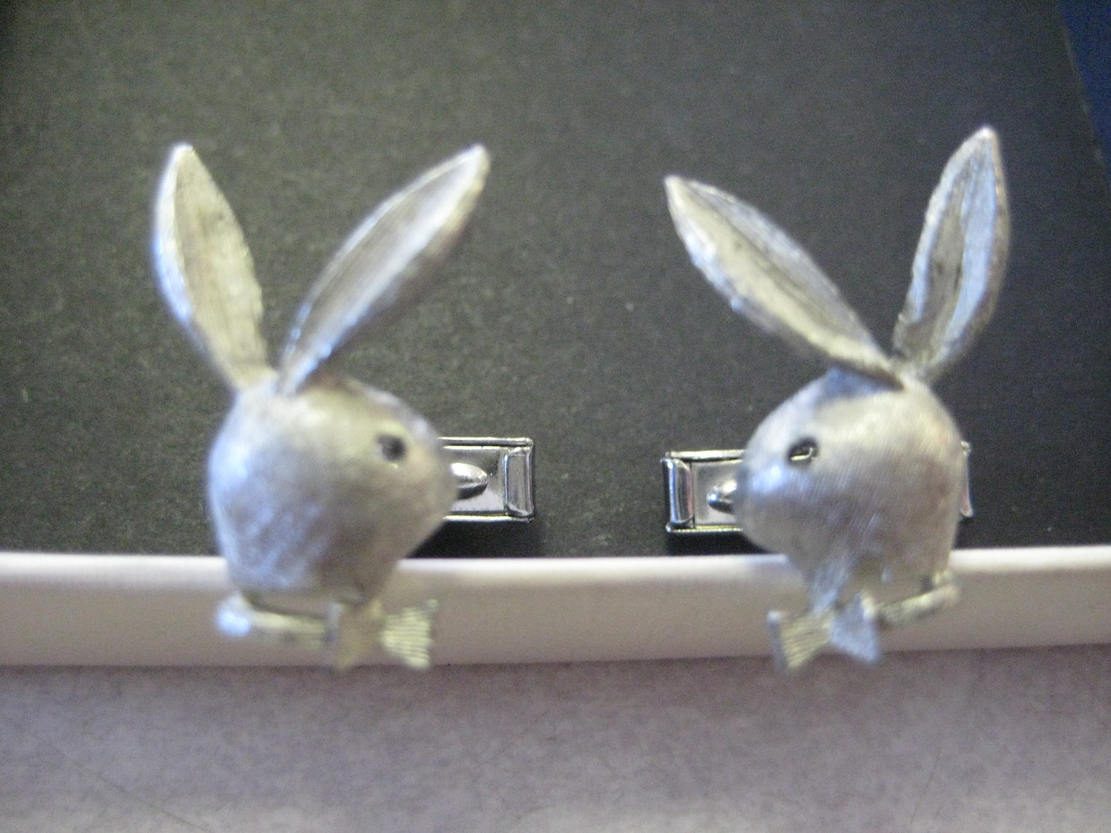 Early Playboy Cuff Links