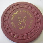 Playboy Casino Portsmouth 10 Pence Chip