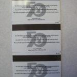 Las Vegas Playboy Palms Casino Slot Cards