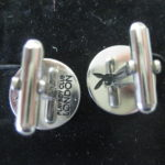 London Playboy Club Cuff Links