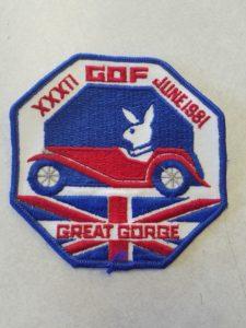 MG Car Show June 1981 Great Gorge Playboy Club Resort Hotel